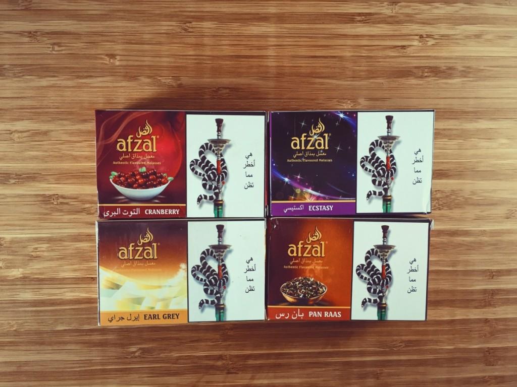 Табак для кальяна Afzal Фото 1