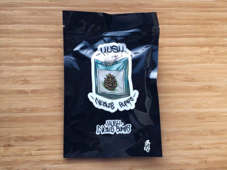 Табак для кальяна Kush